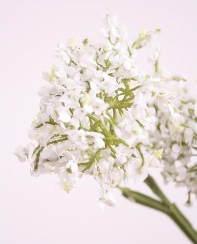 Flores blancas artificiales - Deco & Living