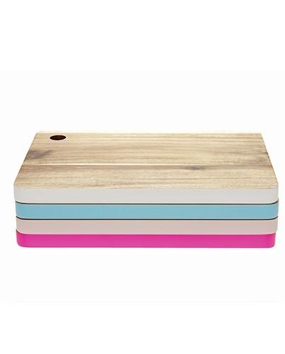 Tablas de madera colores deco living - Tablas de madera precio ...
