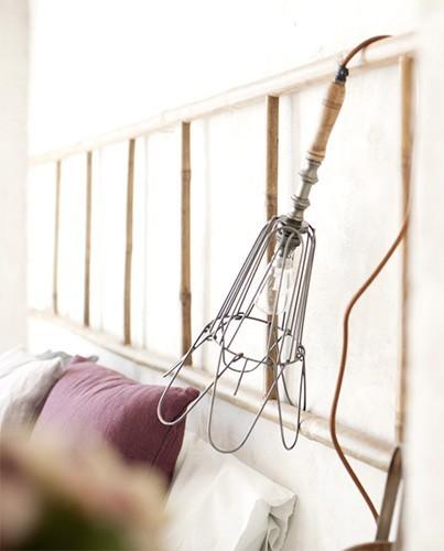 Escalera de bamb deco living - Escalera de bambu ...