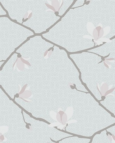 Papel Pintado Magnolia 1