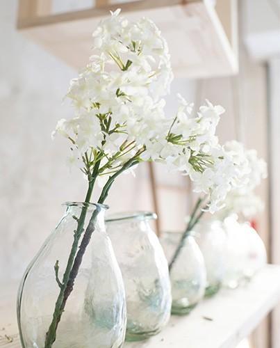jarrones cristal hechos a mano - Jarrones De Cristal