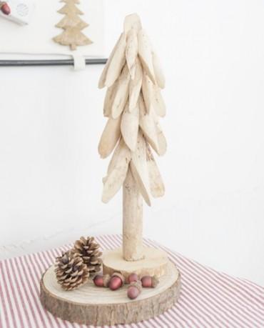 Árbol Nórdico madera