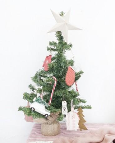 Rbol navidad artificial peque o deco living - Arbol navidad pequeno ...