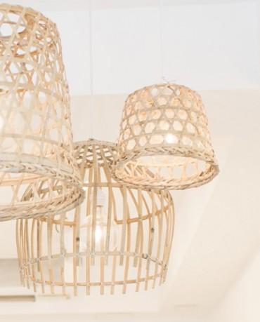 Lámpara Bambú XS