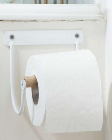 Soporte papel higiénico