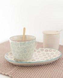 Colección vasos cerámica Formentera