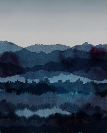 Mural Midnatt