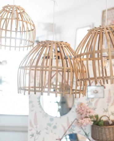 Lámpara Bambú Lisa M