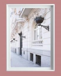Lámina edificio clásico
