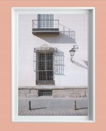 Lámina fachada clásica