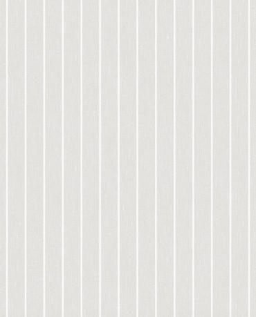 Papel pintado Shirt Stripe Gris