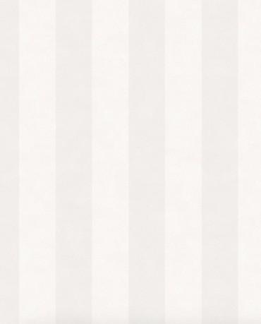 Papel pintado Chalk Stripe Gris Claro