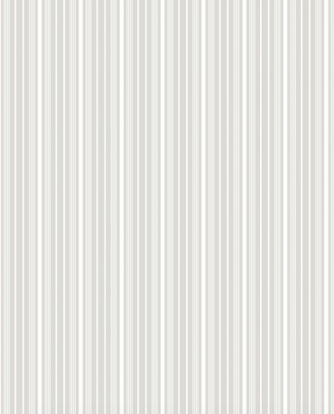 Papel pintado Noble Stripe Gris