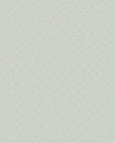 Papel pintado Sashiko Verde