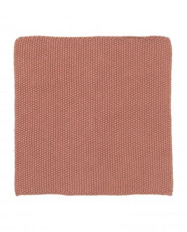 Mini toalla punto salmón