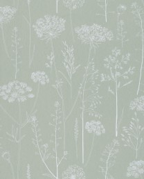 Papel pintado Folia Meadow Verde