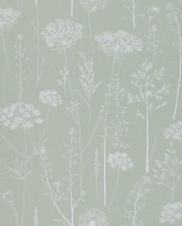 Papel pintado Carex Meadow Verde