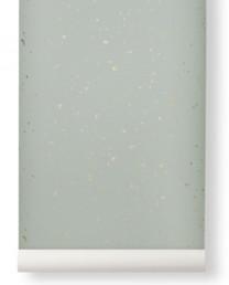 Papel Pintado Confeti Mint