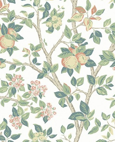 Papel Pintado Flores Marie 1