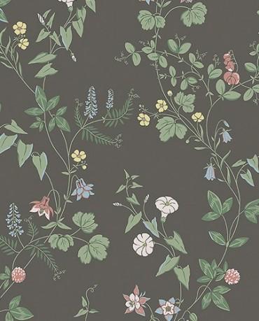 Papel Pintado Flores Eve 1