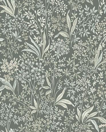 Papel Pintado Flores Silvestres 3