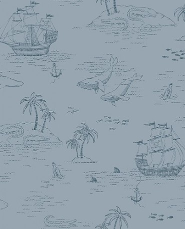 Papel Pintado Océano 2