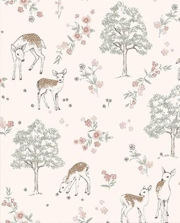 Papel Pintado Bambi