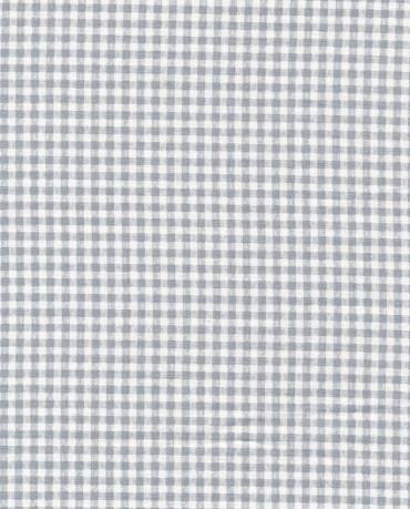 Hule Vichy gris clarito