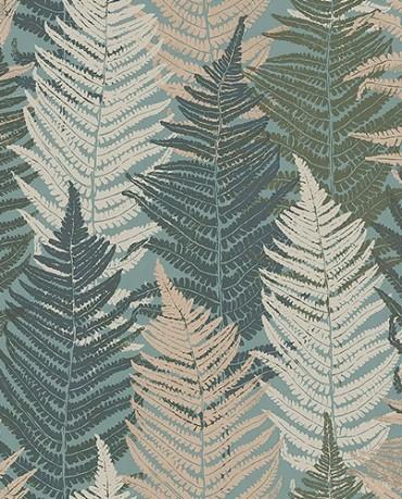 Papel Pintado Bosque de Helechos 1