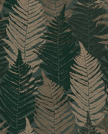 Papel Pintado Bosque de Helechos 3