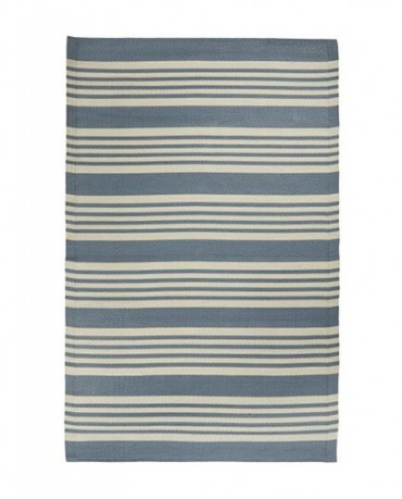 Alfombra pvc azul 120x180