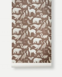 Papel Pintado Animales Toffee