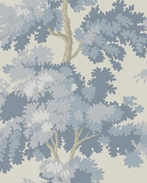 Papel pintado Xisca azul