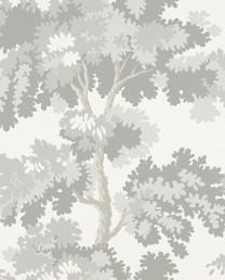 Papel pintado Xisca gris
