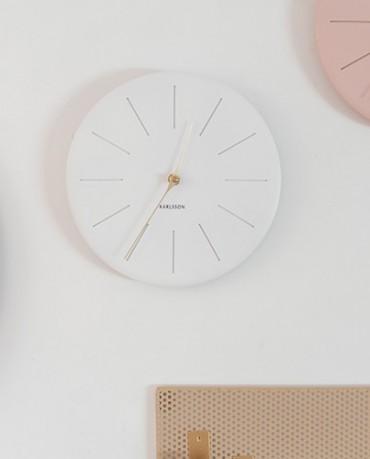 Reloj resina blanco
