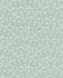 Hule Mint Floral