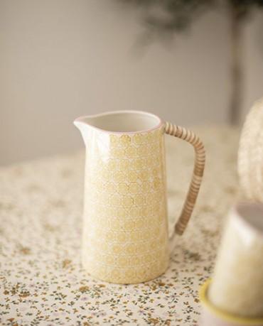 Jarra cerámica 17 cm- Tarida