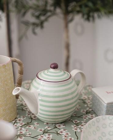 Tetera cerámica - Alcudia