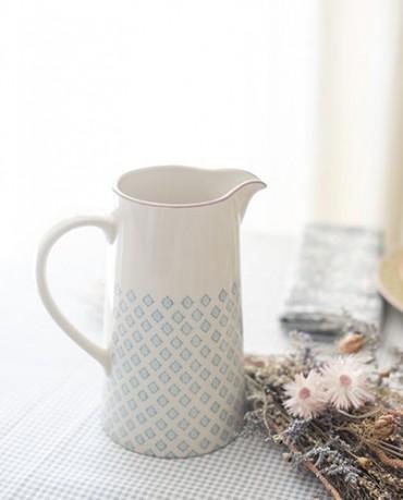 Jarra cerámica 22,5 cm - Alcudia