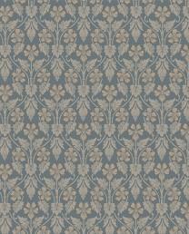 Papel pintado Nora azul