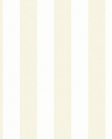 Papel Pintado Raya ancha mostaza
