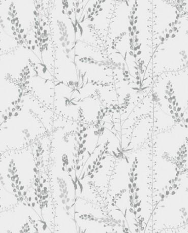 Papel Pintado Flor escandinavia 2
