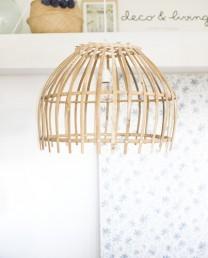 Lámpara Bambú Lisa L