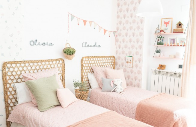 Dormitorio doble infantil