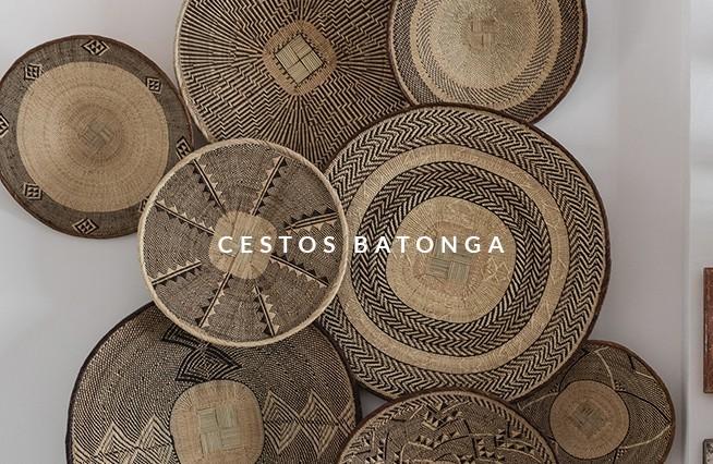 Cestos batonga